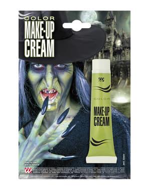 Groene make-up