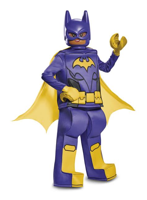 Disfraz de Batgirl Batman La Lego Película prestige para niña - original