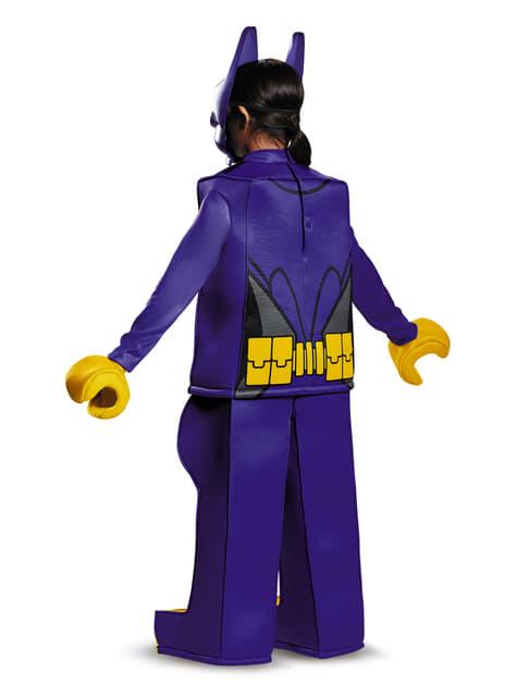 Disfraz de Batgirl Batman La Lego Película prestige para niña - traje