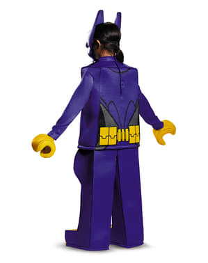 Prestisje Batgirl Batman Lego Filmen kostyme for jenter