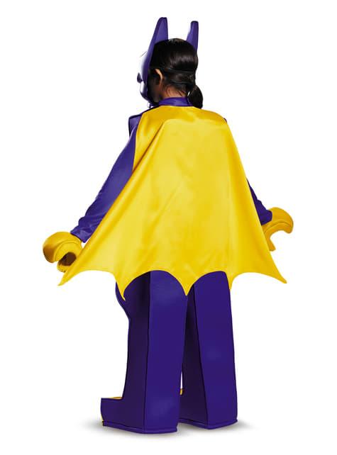 Disfraz de Batgirl Batman La Lego Película prestige para niña - Halloween