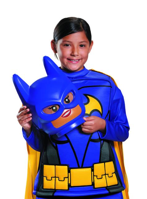 Disfraz de Batgirl Batman La Lego Película prestige para niña