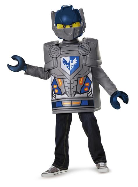 Disfraz de Clay Lego Nexo Knights classic infantil