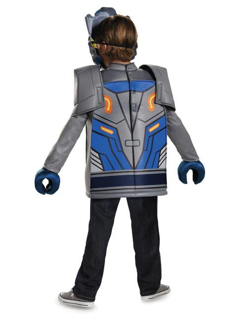 Disfraz de Clay Lego Nexo Knights classic infantil - hombre