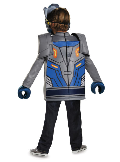 Disfraz de Clay Lego Nexo Knights classic infantil - infantil