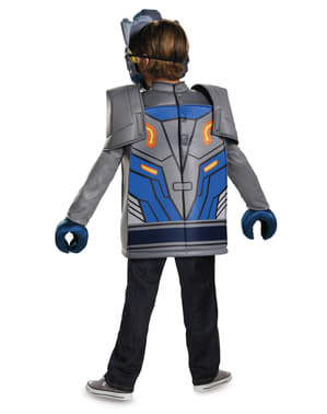 Lego Nexo Knights Clay costume for Kids