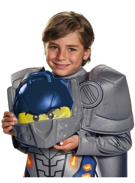Disfraz de Clay Lego Nexo Knights classic infantil - original
