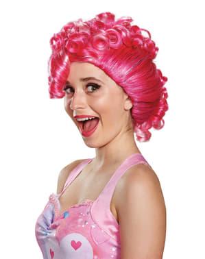 Peluca Pinkie Pie Mi pequeño Pony para adulto