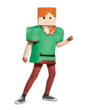 Déguisement Alex Minecraft fille