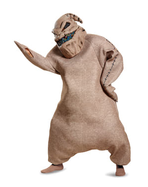 Prestige Oogie Boogie Nightmare before Christmas Costume for adults