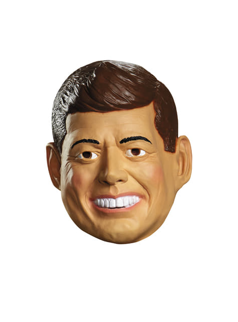 Kennedy Deluxe mask for adults