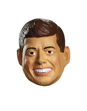 Maska Kennedy deluxe dla dorosłych