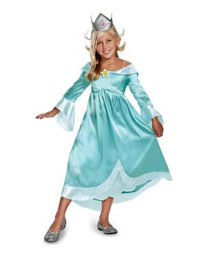 Costume di Rosalina Super Mario Bros per bambina