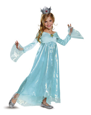 Super Mario Bros Deluxe Rosalina costume for girls