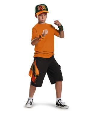 Kit Kostüm John Cena für Jungen