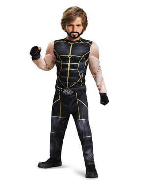 Fato de Seth Rollins WWE musculoso para menino