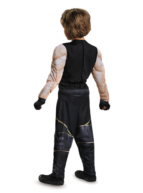 Disfraz de Seth Rollins WWE musculoso para niño - infantil