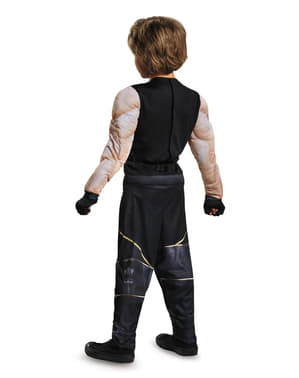 Seth Rollins WWE muskuløs kostume til børn