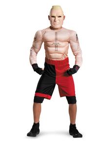 Disfraz de Brock Lesnar WWE musculoso para niño ... fb8f333c571