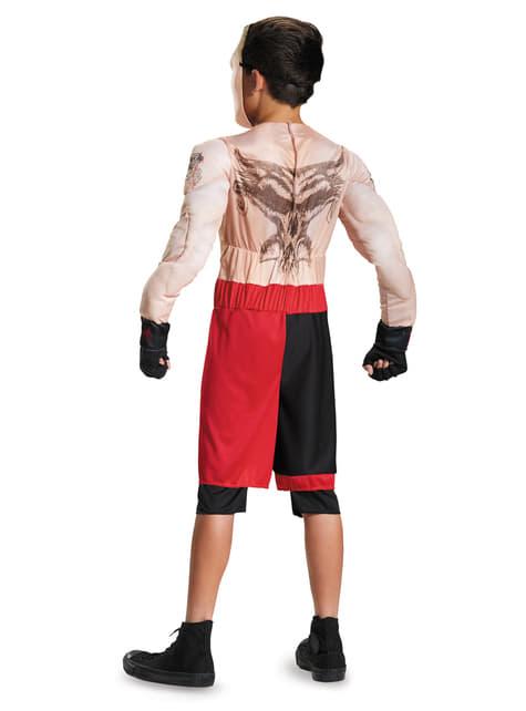 Déguisement Brock Lesnar WWE musclé enfant