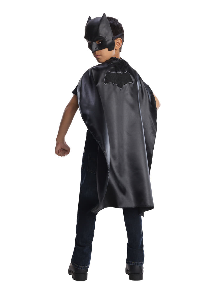 Cape et masque batman batman vs superman enfant funidelia - Masque superman ...