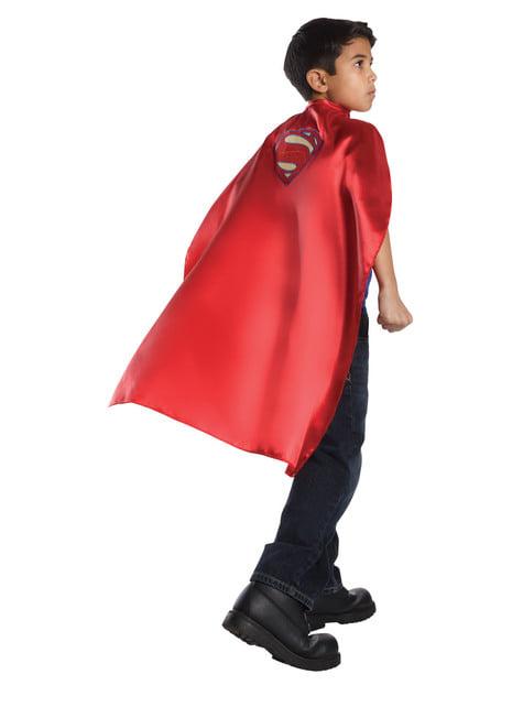Peleryna Superman vs Batman dla chłopca