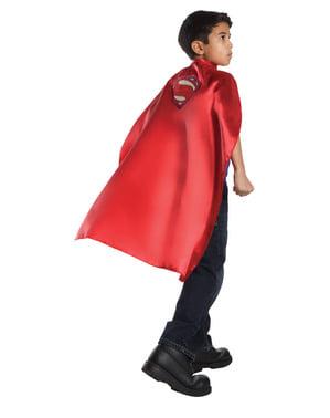 Süpermen Batman vs. Süpermen pelerini bir çocuk için