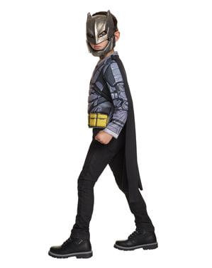 Gepanzertes Batman Kostüm für Jungen aus Batman vs Superman