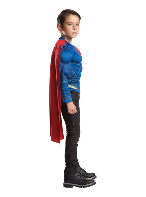 Déguisement Superman musclé Batman Vs Superman enfant