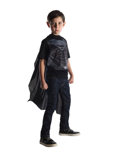 Disfraz reversible de Batman vs Superman para niño - Carnaval