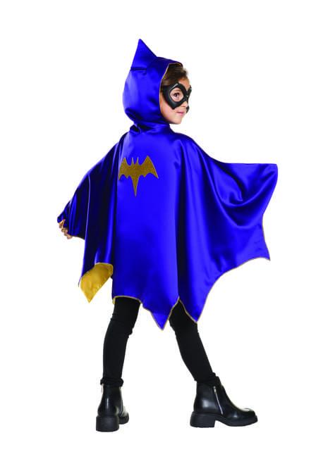Kit Fato de Batgirl DC Super Hero Girls para menina