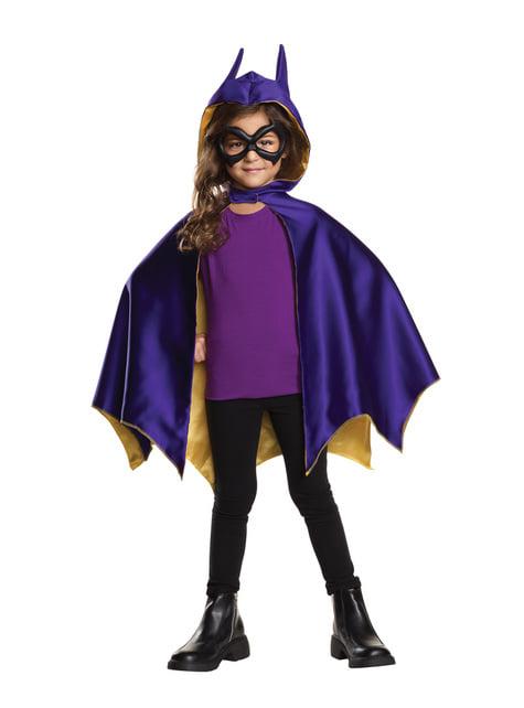 Kit disfraz de Batgirl DC Super Hero Girls para niña - niña