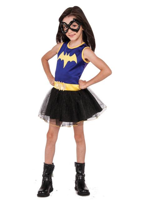 Disfraz de Batgirl DC Super Hero Girls morado para niña