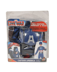 Disfraz de Capitán América Civil War classic para niño