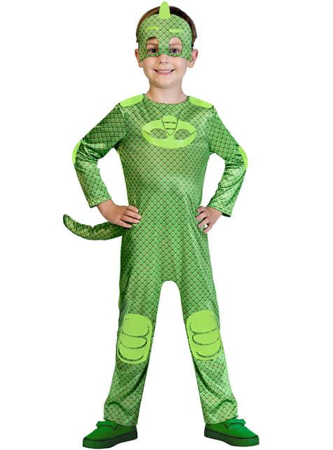 Gekko Kostuum voor jongens - Pj Masks