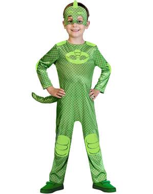 Gecko Kostüm für Kinder PJ Masks Pyjamahelden