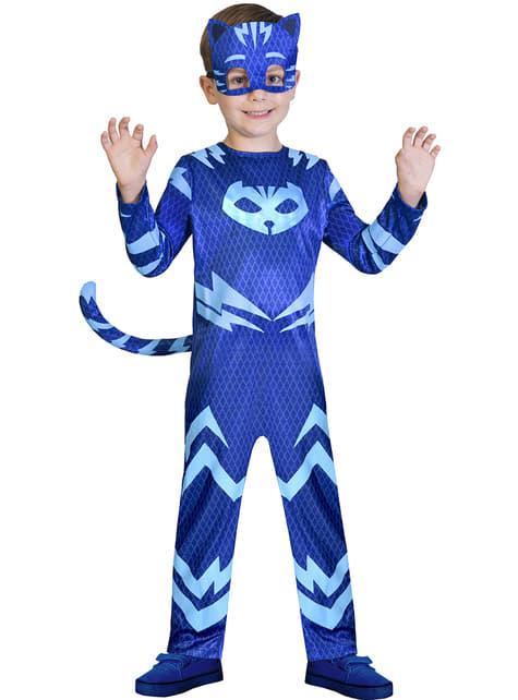 Costum Pisoi PJ Masks Classic pentru băiat
