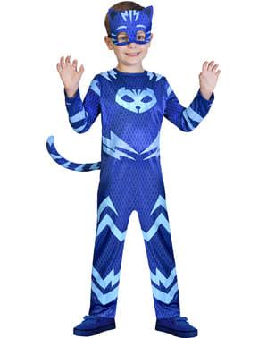 Fato Catboy PJ Masks Classic para menino