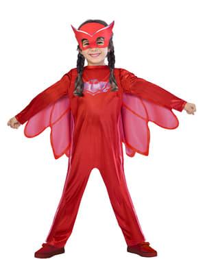 Kostým Sovička Owlette pro děti Pyžamasky PJ Masks