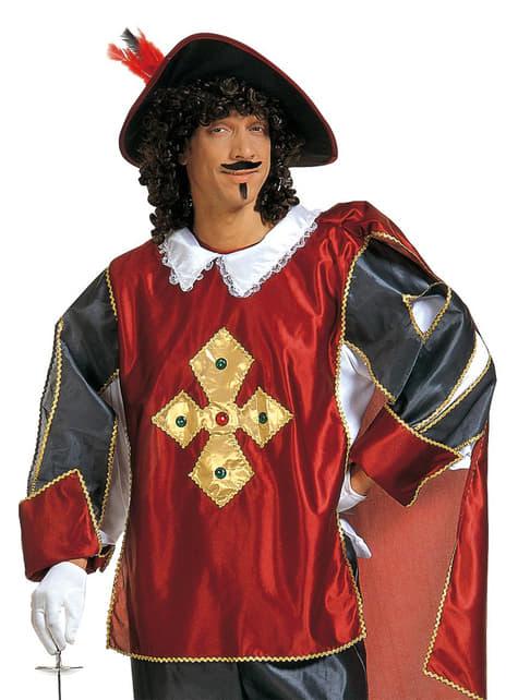 Musketlörs Mustasch