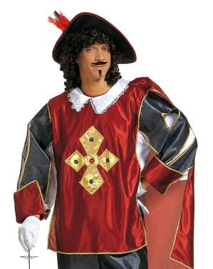 Musketier snorren