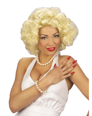 Peruca Marilyn