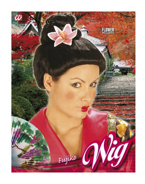Paruka japonská gejša