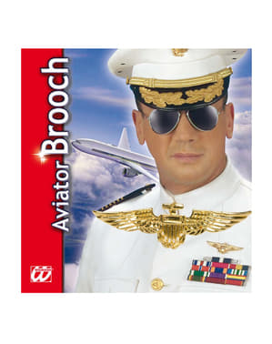 Pilot Brosje