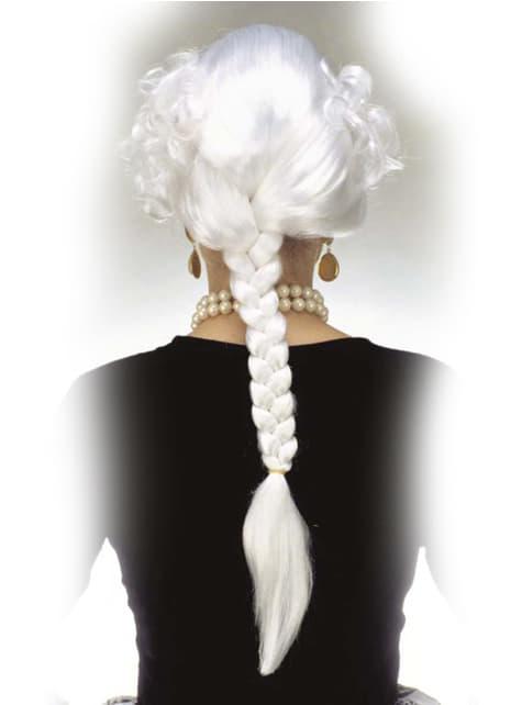 Peluca época mujer - para tu disfraz