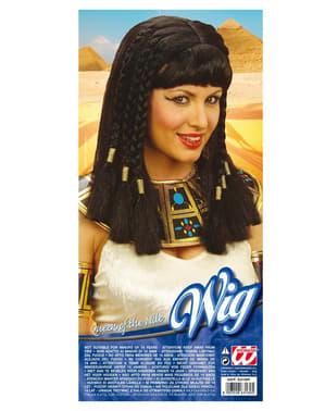 Peruca Cleópatra