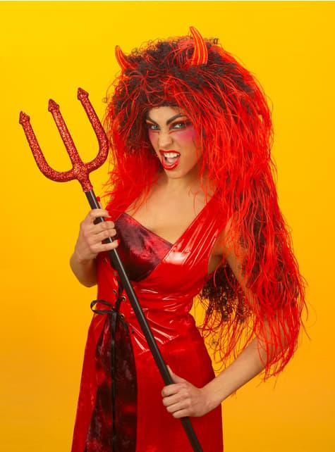Peruk Djävulskvinna