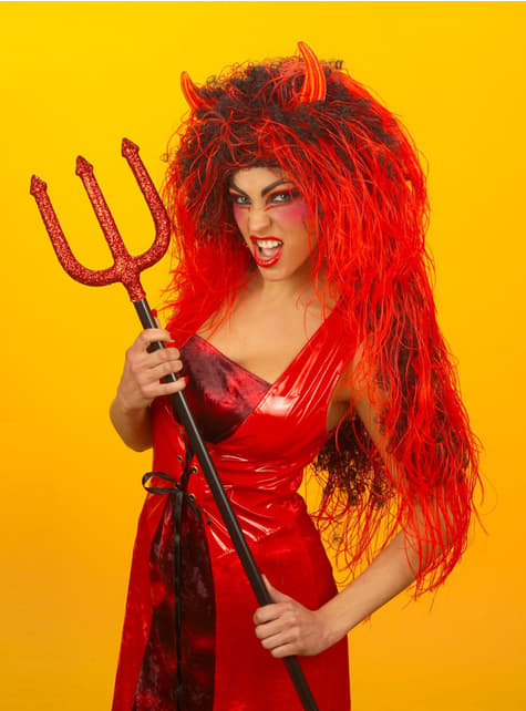 She Devil- peruukki