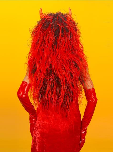 Περούκα γυναίκα διάβολος