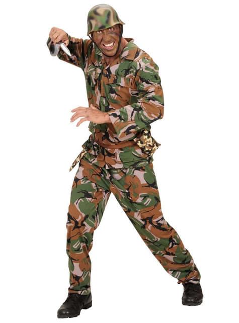 Poignard camouflage